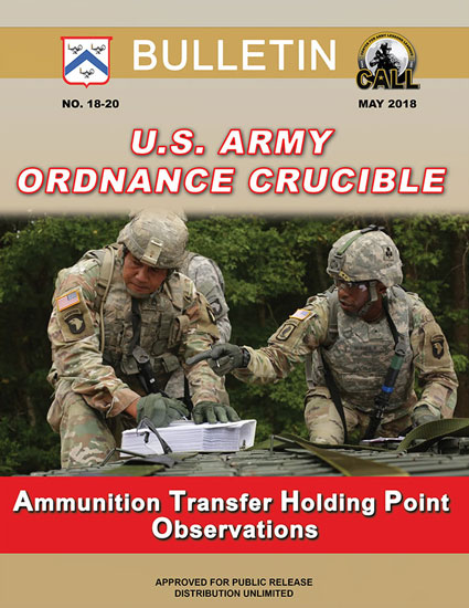 Publications Us Army Combined Arms Center