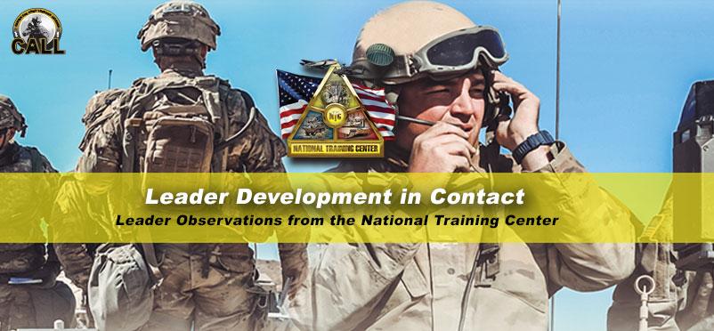 21-04 Leader Development in Contact Handbook