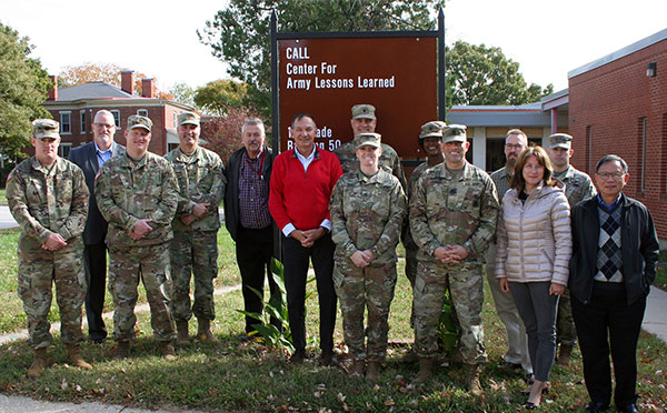 CALL graduates 13 from Army Lessons Learned Course