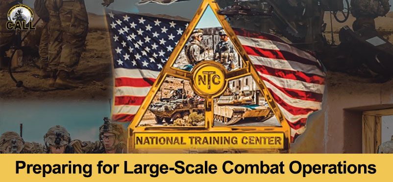 Preparing for Large-Scale Combat Operations