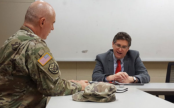 Military analyst (forward) collects COVID-19 lessons