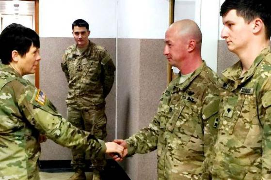 BG Gervais, SGM McDwyer discuss readiness in Europe